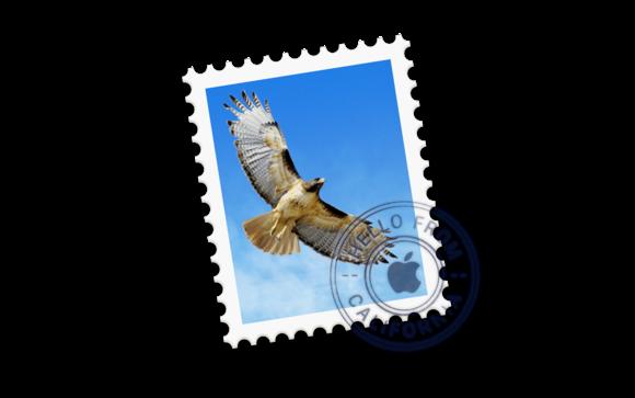 apple mail 9 mac icon