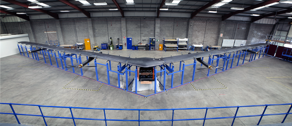 facebook drone large
