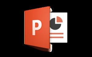 powerpoint 2016 mac icon