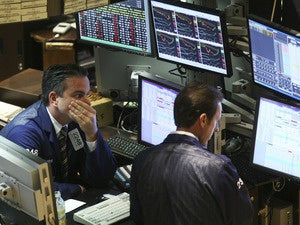 Stock crash 2008