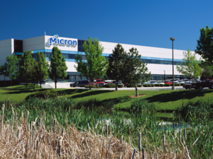 Micron headquarters
