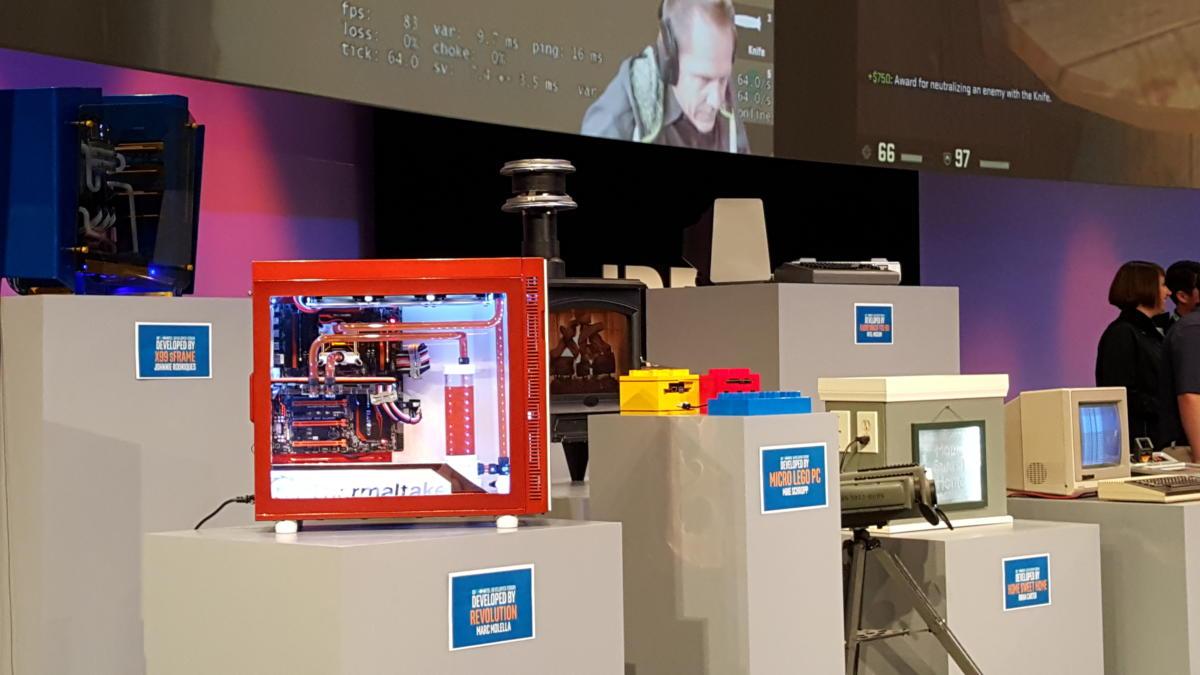 Intel gaming PCs