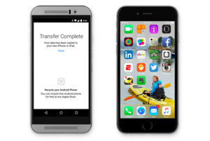 ios move to android