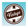 vintage design ios icon