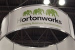 Hortonworks sign