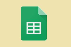 google sheets logo primary
