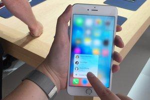 iphone6splus 3dtouch phone