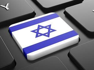 isreali flag key cyber
