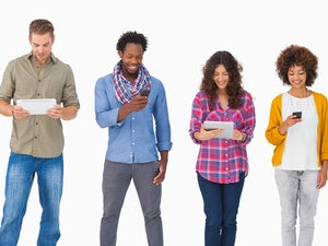 millenials mobile devices smartphone tablets