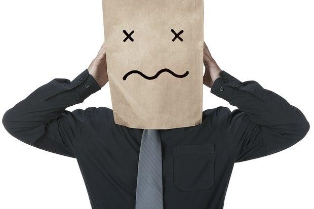 unknown sad depressed frustrated stressed