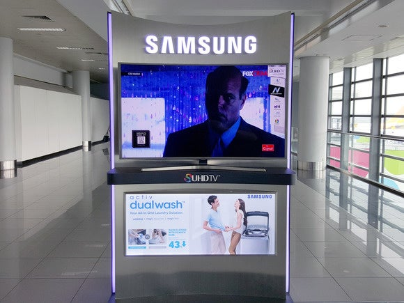 All 2016 Samsung smart TVs will be ready to talk to your appliances