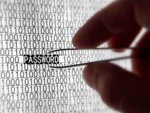 password theft