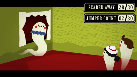 scared people vs jumpers out the window