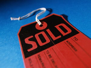 sold tag purchase sell