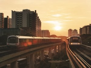 smrt trains85576