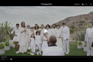 transparent amazon instant video