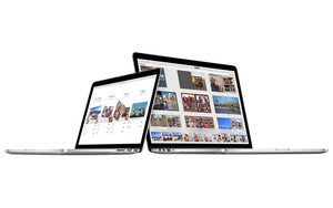 apple photos laptop stock