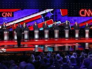 GOP presidential debate Dec 15