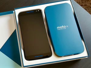 moto x pure edition new device