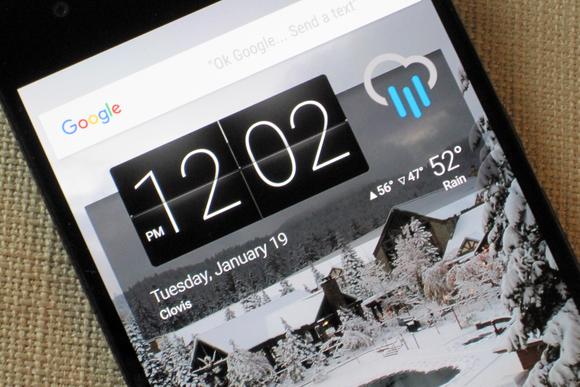 android widgets