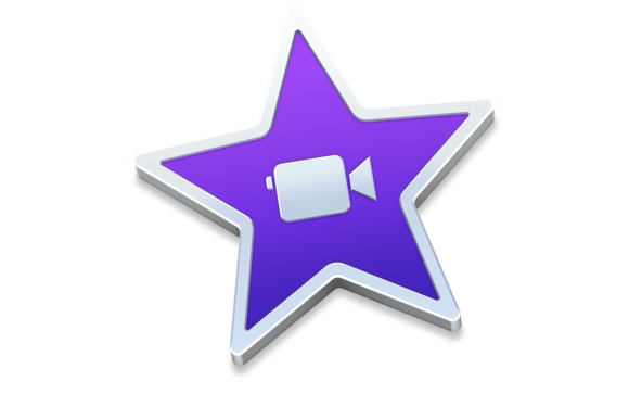 imovie 10 mac icon