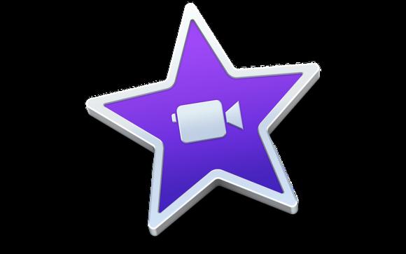 imovie 10 mac icon