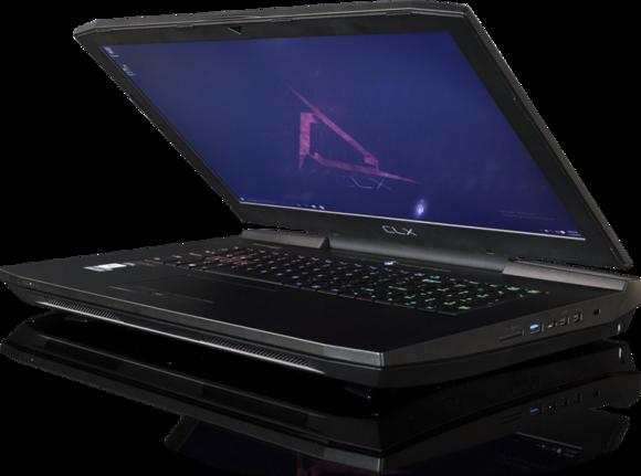 CybertronPC's CLX Osiris 17