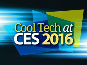 Computerworld slideshow - Cool Tech at CES 2016 [cover]
