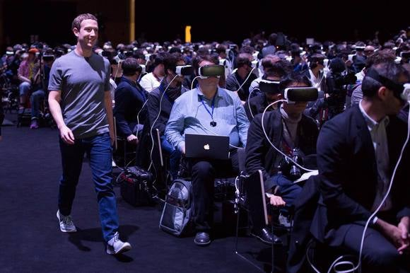 Facebook's new algorithm will help save VR movies from shaky-cam