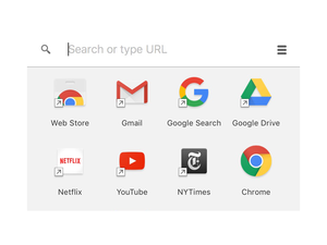 Chrome App Launcher