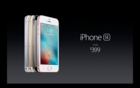Apple announces 4-inch iPhone SE; starts at $399