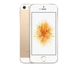 iphone se gold primary