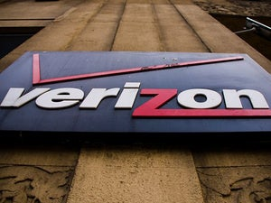 verizon sign