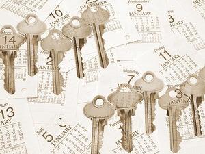 Calendars and keys