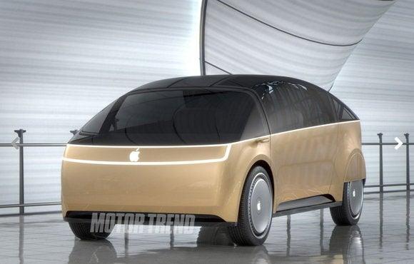 motortrend apple car