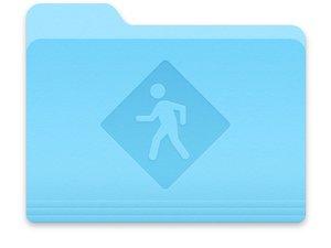 public folder os x icon