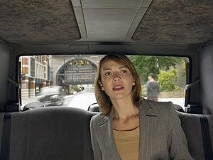 taxi passenger
