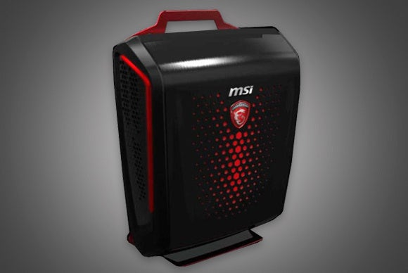 the backpack pc is a portable vr rig that leads msi s vr. Black Bedroom Furniture Sets. Home Design Ideas