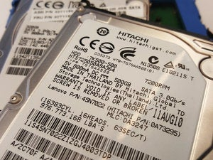hdd hard disk drive hitachi
