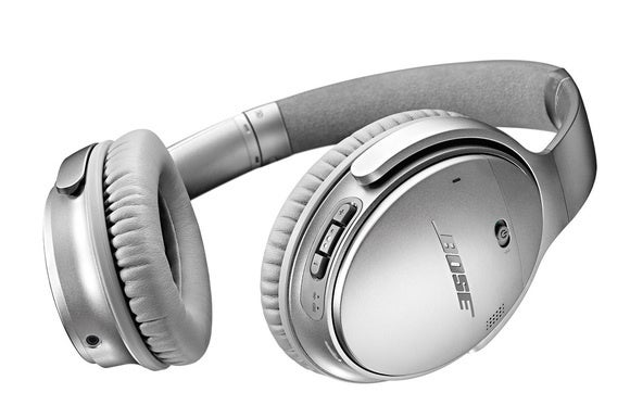Bose QuietComfort noise-cancelling headphones go wireless