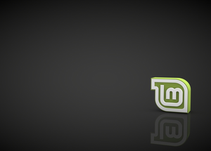 Linux Mint 18's default desktop background image.