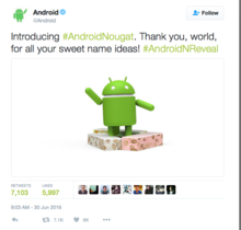 Android N is neither 3 Musketeers nor Snickers: Just plain Nougat