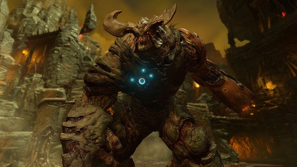 Vulkan support is now live for Doom on PC