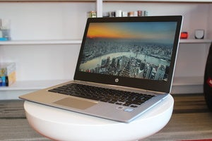 hp chromebook 13 front 3qtr