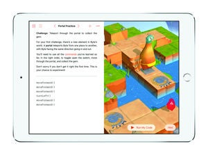 ipadpro10 issuingcommands swiftplaygrounds ios10