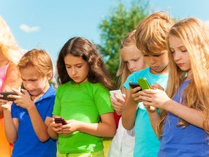 When should you buy your kids their first smartphone?
