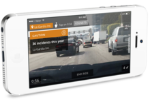 Nexar, turning your smartphone into a dash cam with crowdsourced smarts