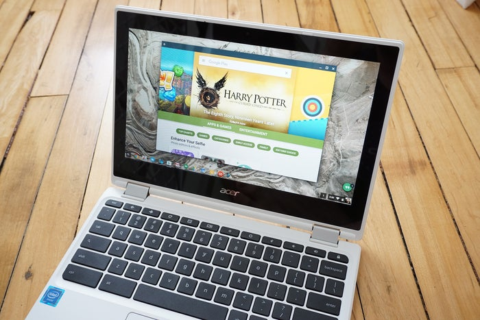 chromebook android apps primary