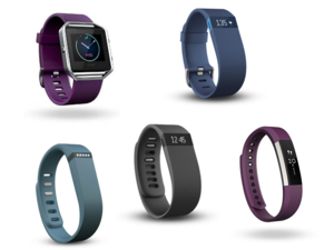 fitbit all models