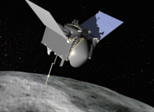 NASA to send spacecraft on 1.2B-mile journey to asteroid